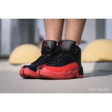 Nike Air Jordan 12 black+red