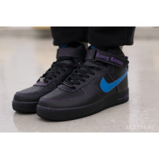 Nike Air Force 1 high blue
