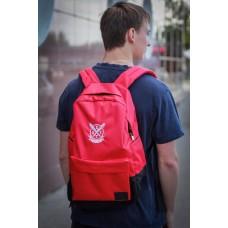 Рюкзак Next красно-черный